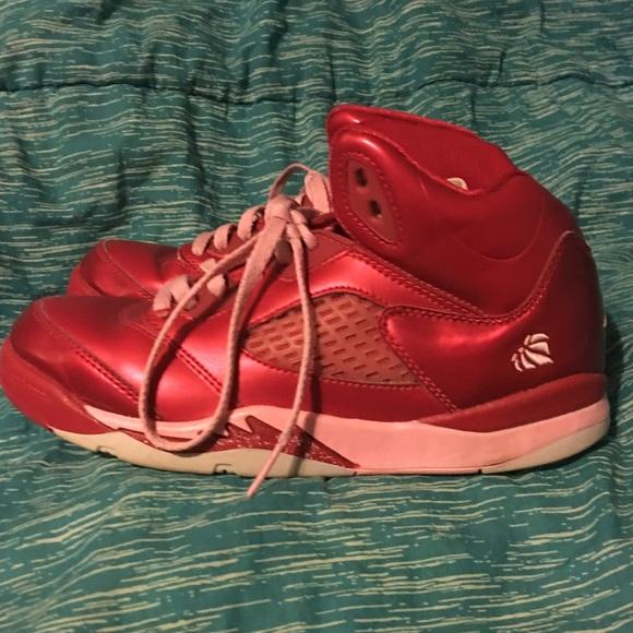 95dfe9dd1a Nike Shoes   Girls Air Jordan 5 Retro Gs Valentines Day 3y   Poshmark